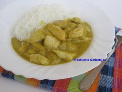 Bananen-Currysoße